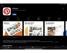 用户寻找苹果 iOS 14 桌面小部件设计灵感,图片应用 Pinterest 下载量激增