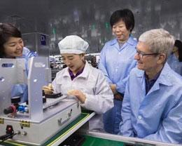 当苹果正在悄悄减少中国制造,接下来会发生什么