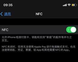 iOS 14 三大隐藏功能分享 | 如何关闭 iPhone 的 NFC 功能?
