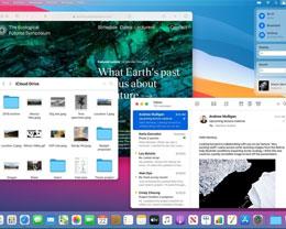 苹果发布 macOS 11 Big Sur 开发者预览版 Beta 9