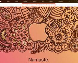 印度苹果在线商店促销!买 iPhone 11,送 AirPods