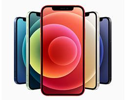 苹果 iPhone 12 系列机型预购和发售时间一览