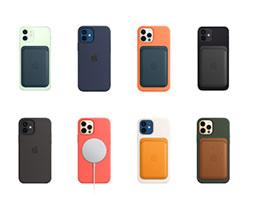 苹果官网上架一系列 iPhone 12  配件新品