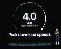 苹果 iPhone 12 5G 速度怎么样?