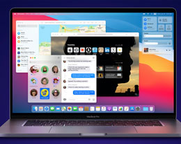 苹果发布 macOS Big Sur 第十个测试版