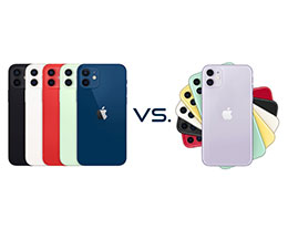 今晚,你买iPhone 12 还是 iPhone 11?