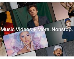 苹果推出 Apple Music TV 进行 24 小时音乐视频直播