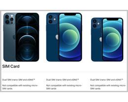 美版 iPhone 支持的 eSIM 卡相比 SIM 卡技术有哪些优点?