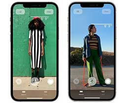 如何使用iPhone 12 Pro量测身高?