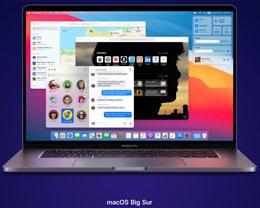 苹果发布首个 macOS Big Sur 11.0.1 开发者预览版更新