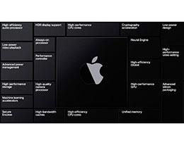 苹果自研芯片成本仅有英特尔四分之一,续航可能达20小时