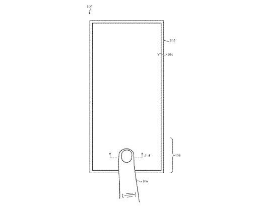 苹果新专利:适用于 iPhone 的屏下 Touch ID 技术