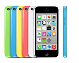 苹果 iPhone 5c 正式被列为过时产品