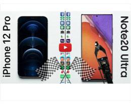iPhone 12 Pro 在应用加载速度测试中击败三星 Note 20 Ultra