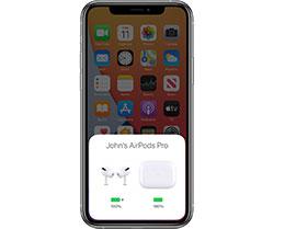 如何在 iPhone 上为 AirPods 开启优化电池充电功能?