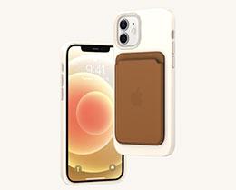 选购 iPhone 12 必备:通过官网查看手机与保护壳等配件的组合效果