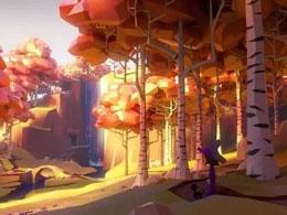 """游戏圈中的自然之风,""""低多边形""""设计引诸多厂商关注"""
