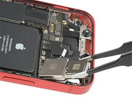 """苹果 iPhone 12 mini 拆解报告:用了 iPhone 12 组件的 """"mini""""版本"""