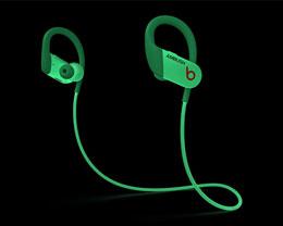 苹果发布全新 Powerbeats 夜光版无线耳机:搭载 H1 芯片
