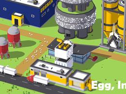 模拟+放置玩法啥结局?国外这款奇葩养鸡手游活了4年!