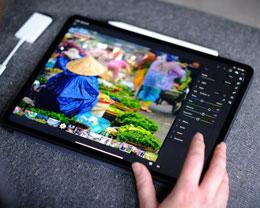 预计苹果明年上半年将推出 mini LED 面板的 iPad Pro