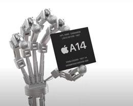 iPhone 12 上搭载的 A14 芯片性能有多强大?