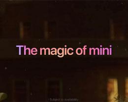 苹果分享年度假日广告「迷你的魔力」:展示音乐如何帮助改善情绪