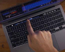 苹果为新款 MacBook 申请 Touch Bar 专利