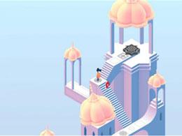 几个新手做出一款神奇游戏,要向《纪念碑谷》致敬