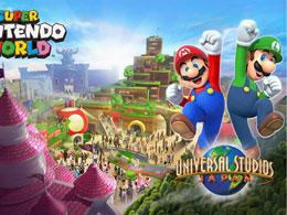 官宣:任天堂主题乐园明年2月开园,突破想象!