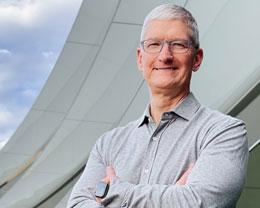 库克接受专访:苹果最大的贡献是在身心健康领域