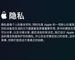 苹果推 App Store 新规则:你的数据去哪了,这次一目了然