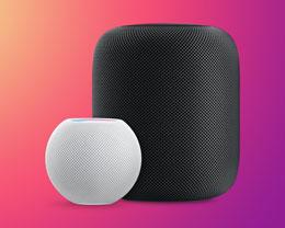 苹果发布 HomePod 与 HomePod mini 14.3 固件正式版