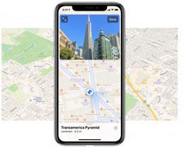 苹果地图车正在以色列、新西兰和新加坡收集 Look Around 图像