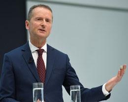 大众 CEO:苹果造车对大众威胁超过丰田