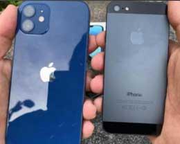 iPhone12和iPhone4谁更经典?