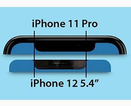 消息称苹果调整手机外形:iPhone 13 刘海或将变小
