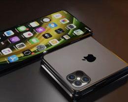 富士康正测试两款可折叠 iPhone 原型机,柔性屏采用三星 OLED 面板