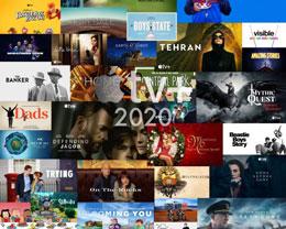 2020 年 Apple TV + 交出惊艳答卷:共推出 42 部新剧