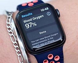 苹果新专利:未来可能让 Apple Watch 通过传感器测量血压