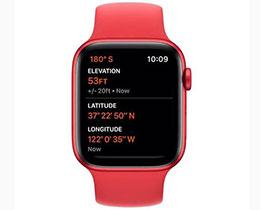 Apple Watch 可能会在异常天气条件下显示错误的高度读数