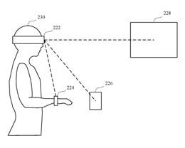 新专利显示苹果眼镜可能可以自动解锁你的 iPhone