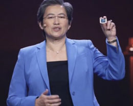 苏姿丰:苹果将继续与 AMD 在 GPU 方面合作