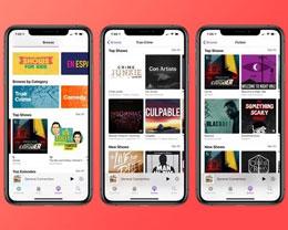 苹果拟今年推出播客订阅服务,与亚马逊、Spotify 竞争