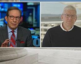 库克在福克斯新闻节目中谈论 Parler 被下架、言论自由等问题