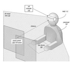 苹果为造车频频申请专利:或能顺带提供晕车解决方案