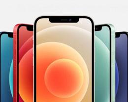 2021 年第一季度 iPhone 12 系列占美国 iPhone 总销量的 56%