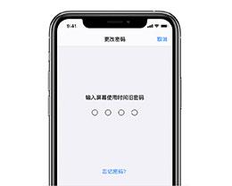 iOS 14 忘记屏幕使用时间密码怎么办?如何重置?