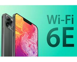 iPhone 13 系列支持 Wi-Fi 6E,扩展至 6GHz 频段