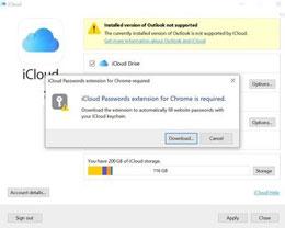 苹果将推出适用于 Windows 版 iCloud 的 Chrome 扩展程序